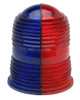 L861 Runway and Taxiway Lens - Blue / Red