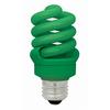 TCP CFL 13W Full Springlamp Green Light Bulb ÌâåÐ 48913GR
