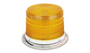 Code 3 Ultra-Lite Beacon Light - Permanent Mount - L1000