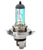 H4-60/55w / 12v / Blue Automotive Halogen Head Light Bulb