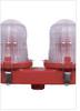 TWR LED Obstruction Lighting - OL2 Cast LED FAA Type L-810 - 48 VDC
