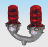 Low Intensity Dual LED L810 Obstruction Lighting - Flash Tech