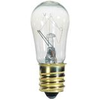 Westinghouse 6S6/CB/130 - S6 Incandescent Light Bulb