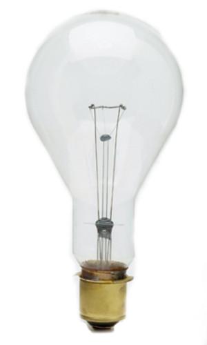 620PS40/P-130 volt  Pear Shaped, P40 Mogul Base Incandescent Light Bulb