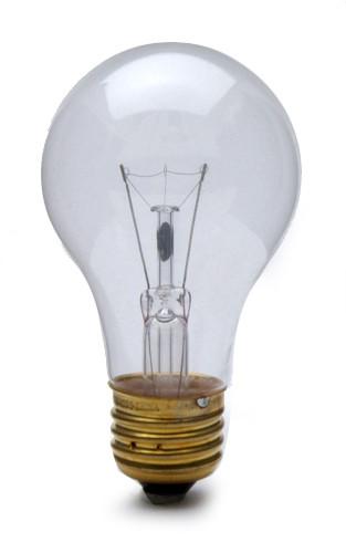 25w/120v Clr - A19 - Runway Light Bulb - Airport Lighting