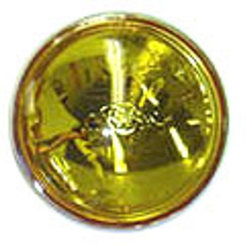 Sealed Beam Amber Light Bulb - 12V - 250-77A - North American Signal