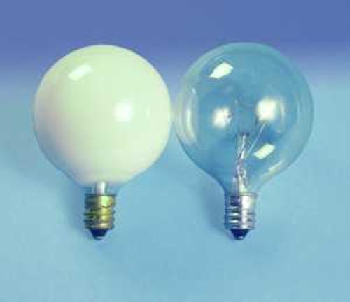 40G16.5C/4M 120V Decorative Light Bulb 1