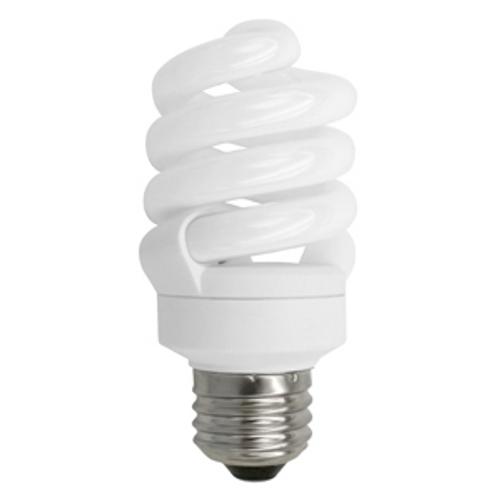 TCP CFL 13W Full Springlamp 30K Light Bulb  - 4891330K