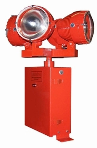 Manairco Rotating Beacon - Model AB-500HP64