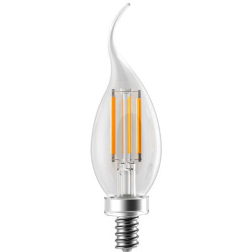Eiko Filament Decorative LED4WBA11E12/FIL/827K-DIM-G6 Light Bulb