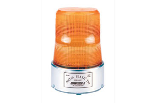 Code 3 Nova Flash Beacon Light - Permanent Mount - L2000I