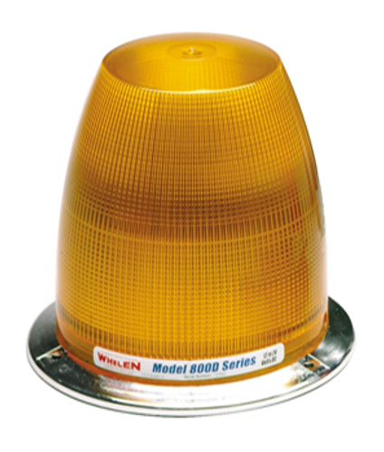 Whelen Beacon - Perm/Pipe Mount - 800DLP