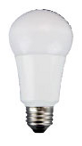 7W LED Elite Series Dimmable Omnidirectional General Purpose 30K A-Lamp - TCP Brand