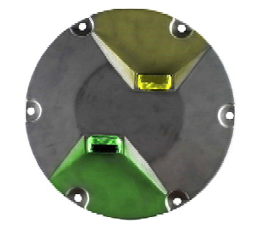 Honeywell Taxiway Straight Section Light - FAA Type: 852A and 852C - with Bonded Prisms