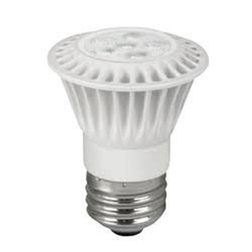 7W LED Elite Series Dimmable 30K - 40 Degree - PAR16 Light Bulb - TCP Brand