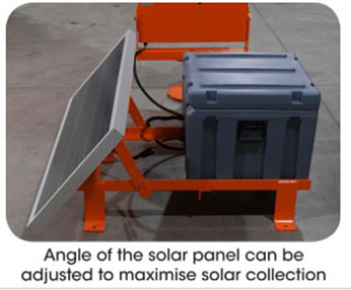 Avlite Solar LED Runway End Identification Light