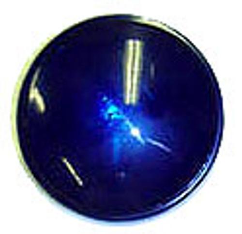 Sealed Beam Blue Light Bulb - 12V - 250-77B - North American Signal