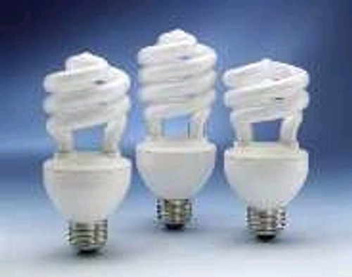 CF15EL/TWIST Compact Fluorescent Light Bulb