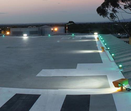 Avlite Helipad DC Flood Light - AV-FL-DC-W