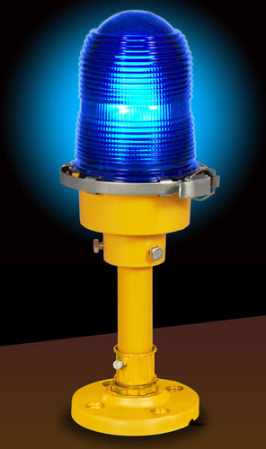 Airport Runway Light - Novelty Table Lamp / Desk Lamp (861-lamp)