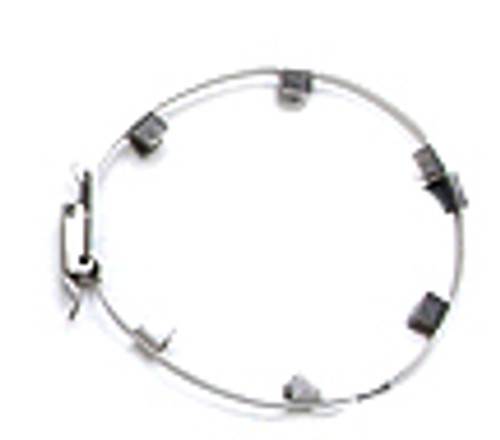 D.  L861 & L861T,L861E Clamp band-stainless steel
