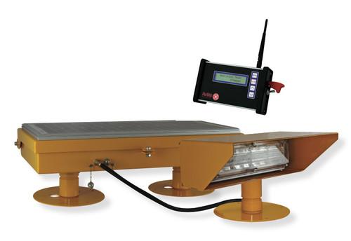 Avlite AV-FL-RF-SOL Radio Controlled Solar Flood Light