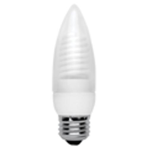 TCP Brand Cold Cathode Torpedo Shaped 8W Frost 41K Light Bulb
