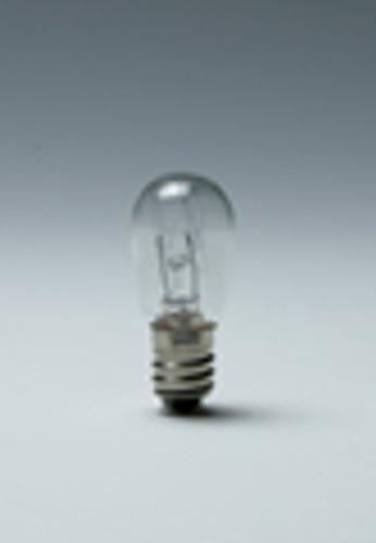 3S6/5-130 S6, Candelabra Base Incandescent Light Bulb (E12)