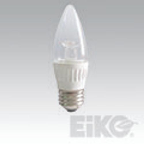 Eiko LED 5WB11/E26/827-DIM-G5 Decorative Light Bulb