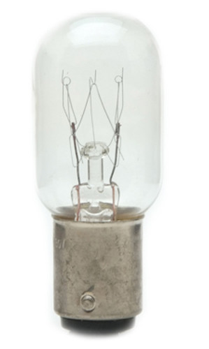 15T7 / CL / DC- 130v Appliance Replacement Light Bulb