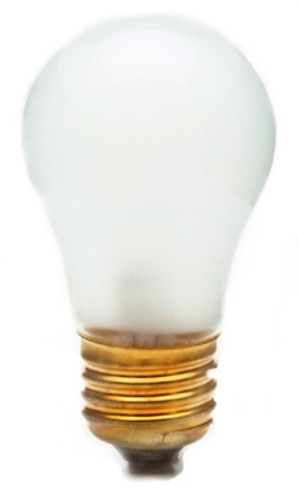15A15/FR-130 A15 Appliance Lamps, Medium Base Incandescent Light Bulb (E26)