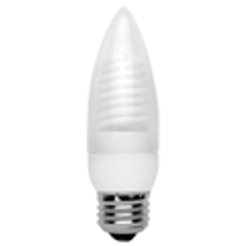 TCP Brand Cold Cathode Torpedo Shaped 5W Frost Light Bulb
