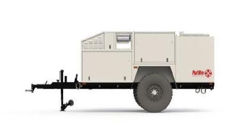 Avlite Solar Portable Airfield Lighting System