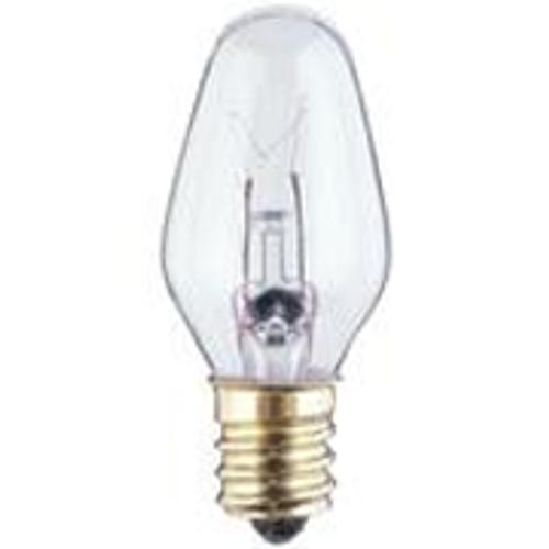 Westinghouse 4C7/CB/CD2 - C7 Incandescent Light Bulb