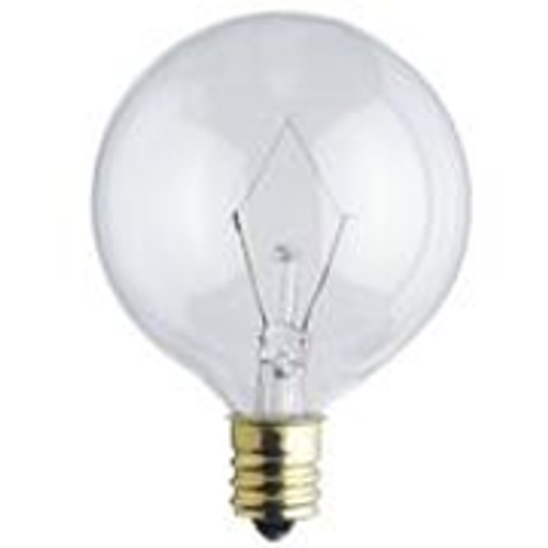 Westinghouse 25G16/CB - G16 Incandescent Light Bulb