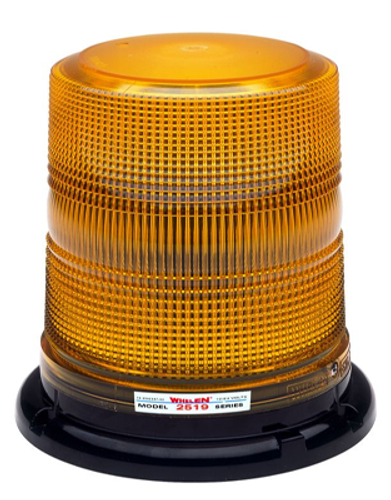 Whelen Strobe Beacon  - Magnetic Mount - 2519M