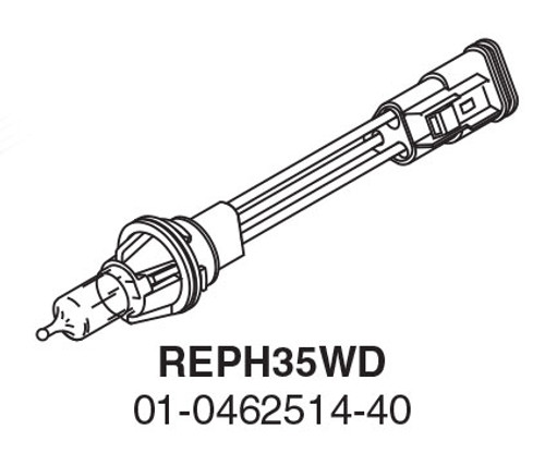 Whelen Replacement Bulb - REPH35WD