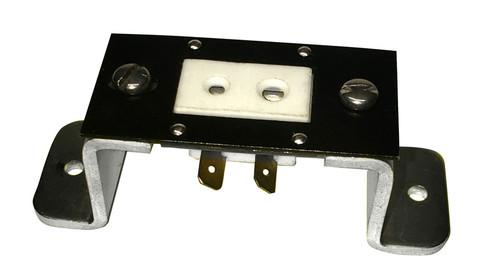 L861E, L861 & L861T Socket, quartz w/bracket (AL-110-0013)