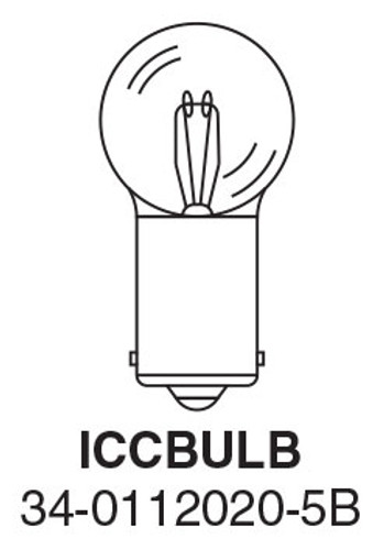Whelen  ICCBULB Replacement Light Bulb