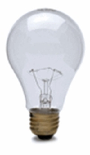 116W A21 125/130V Light Bulb -  Airport Obstruction Lighting