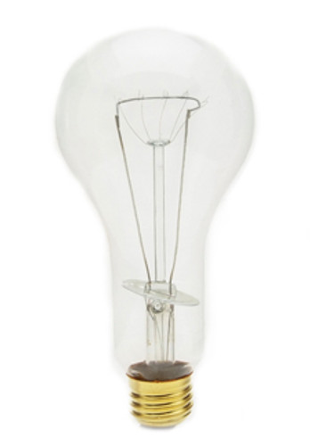 300PS30/IF/99 Pear Shaped, Medium Base Incandescent Light Bulb (E26)