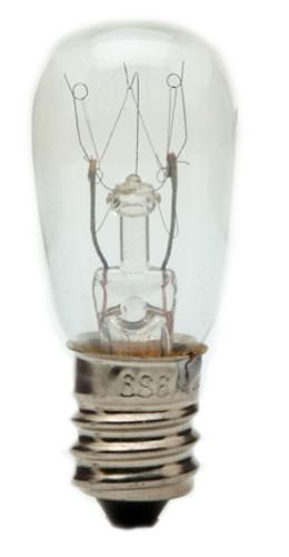6S6-145 S6, Candelabra Base Incandescent Light Bulb (E12)