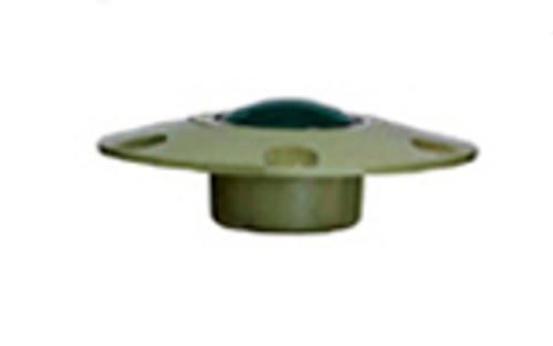PRL-97702-1H-G-MT LED Rollover Semiflush Heliport Light