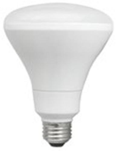12W LED Elite Series Dimmable BR30 24K Light Bulb - TCP Brand