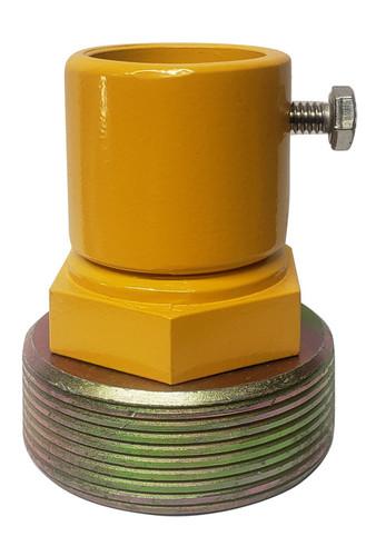 """L861,L861T & L861E Flangible metal coupling 2"""" (AL-110-0008)"""