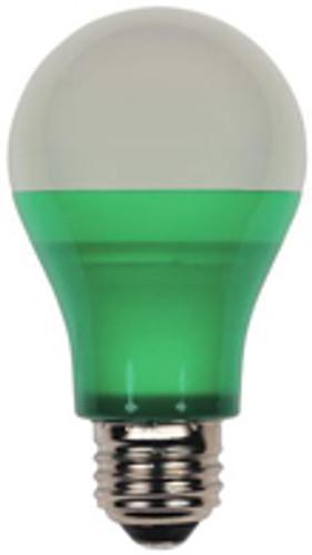 Westinghouse Green 6 Watt Omni A19 Medium Base LED Light Bulb ÌÎ̴̢̐ 03152