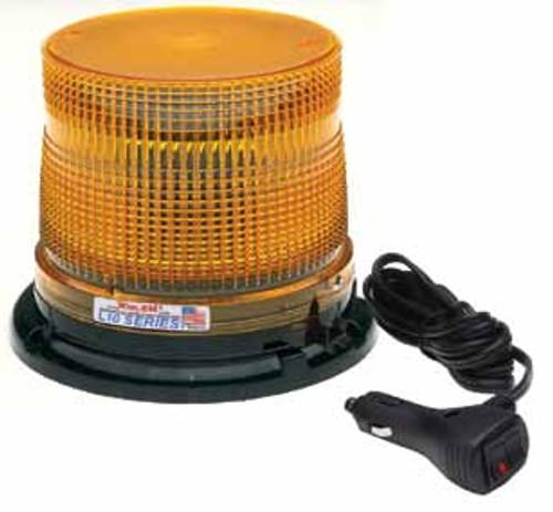 Whelen Super-LED Beacon Light - Magnetic/suction Mount - L10HAV (Whelen-L10HAV)