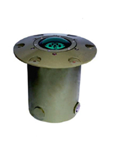 PRL-97702-1H-G-EX-PLB Semiflush Heliport Light
