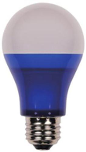 Westinghouse Blue 6 Watt Omni A19 Medium Base LED Light Bulb̴̐ 03154