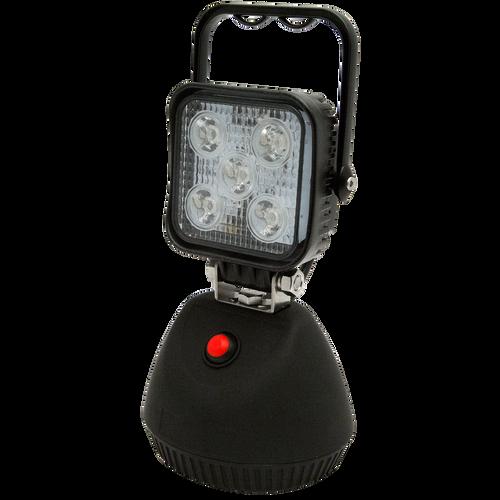 Code 3 - Portable LED Worklight - Black